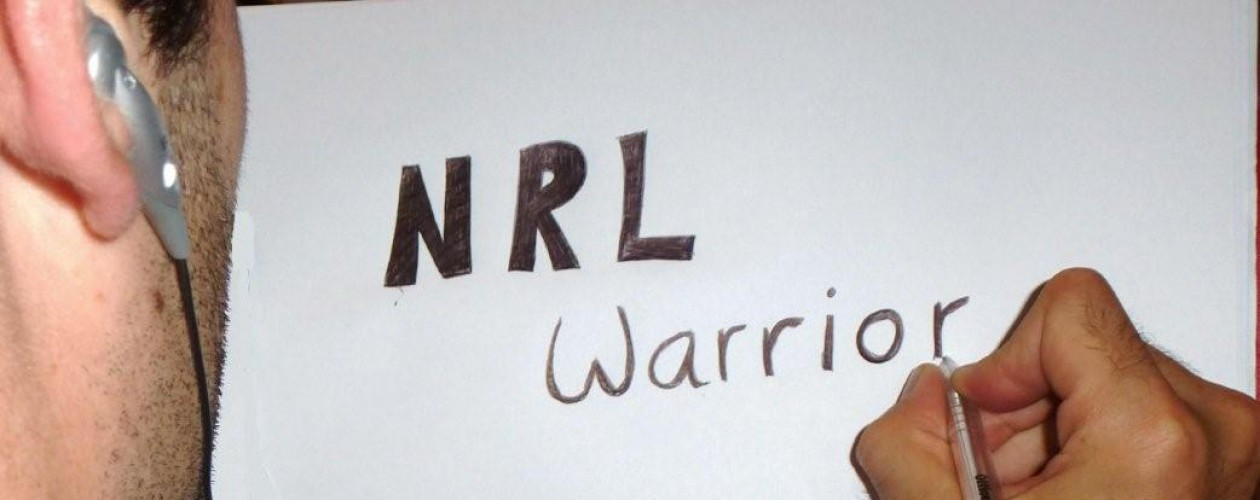 THE NRL WARRIOR