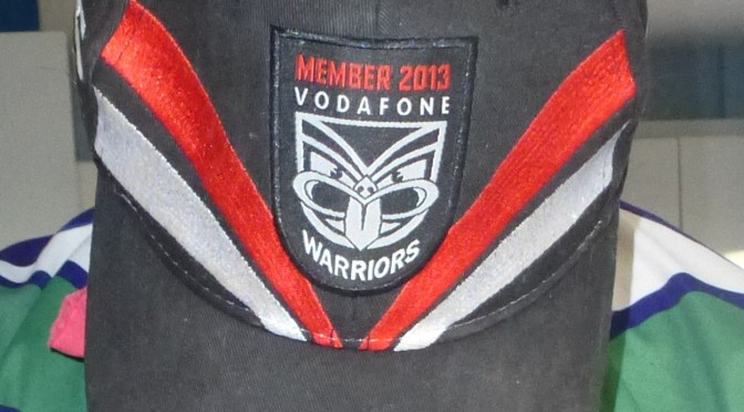 Who is the NRL Warrior?