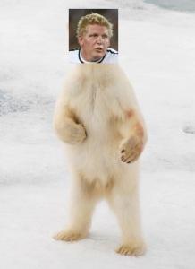 Hannant Polar Bear