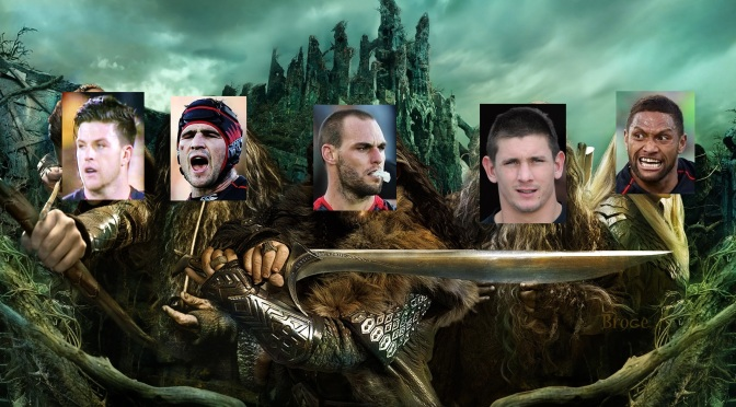 Must-win in Middle Earth