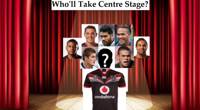 Who'll Take Centre Stage?