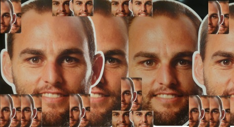 Mannering Face Collage