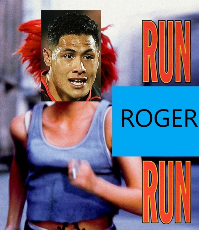 Run Roger Run